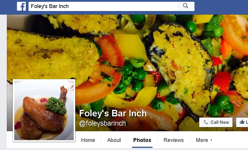 Foleys bar in Inch is near Annascaul