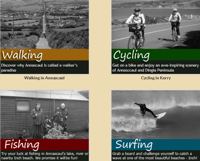 Images for Annascaul walking surfing