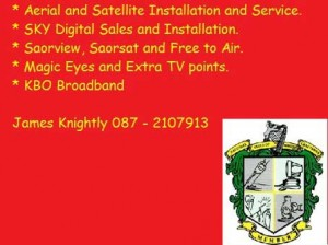 Satellite services Annascaul