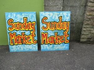 Annascaul Sunday Market