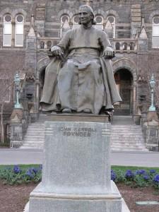 John_Carroll_Founder_statue_2011