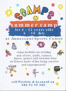 Annascaul Summer Camp