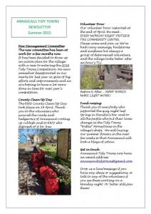 summer newsletter 2015 perfect
