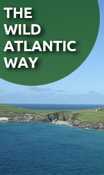 Annacaul is on the Wild Atlantic way
