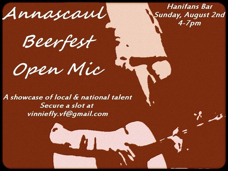 Annascaul Beerfest Open Mic