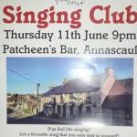 Annascaul singing club