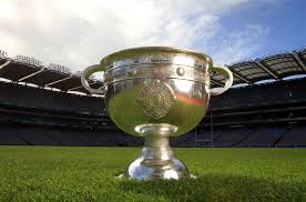 Sam Maguire cup comes to Annascaul
