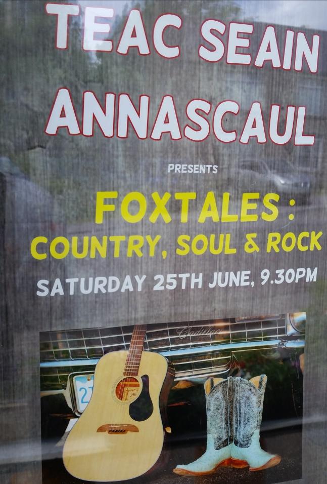 Foxtales Annascaul