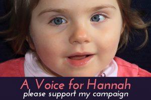 A Voice for Hannah