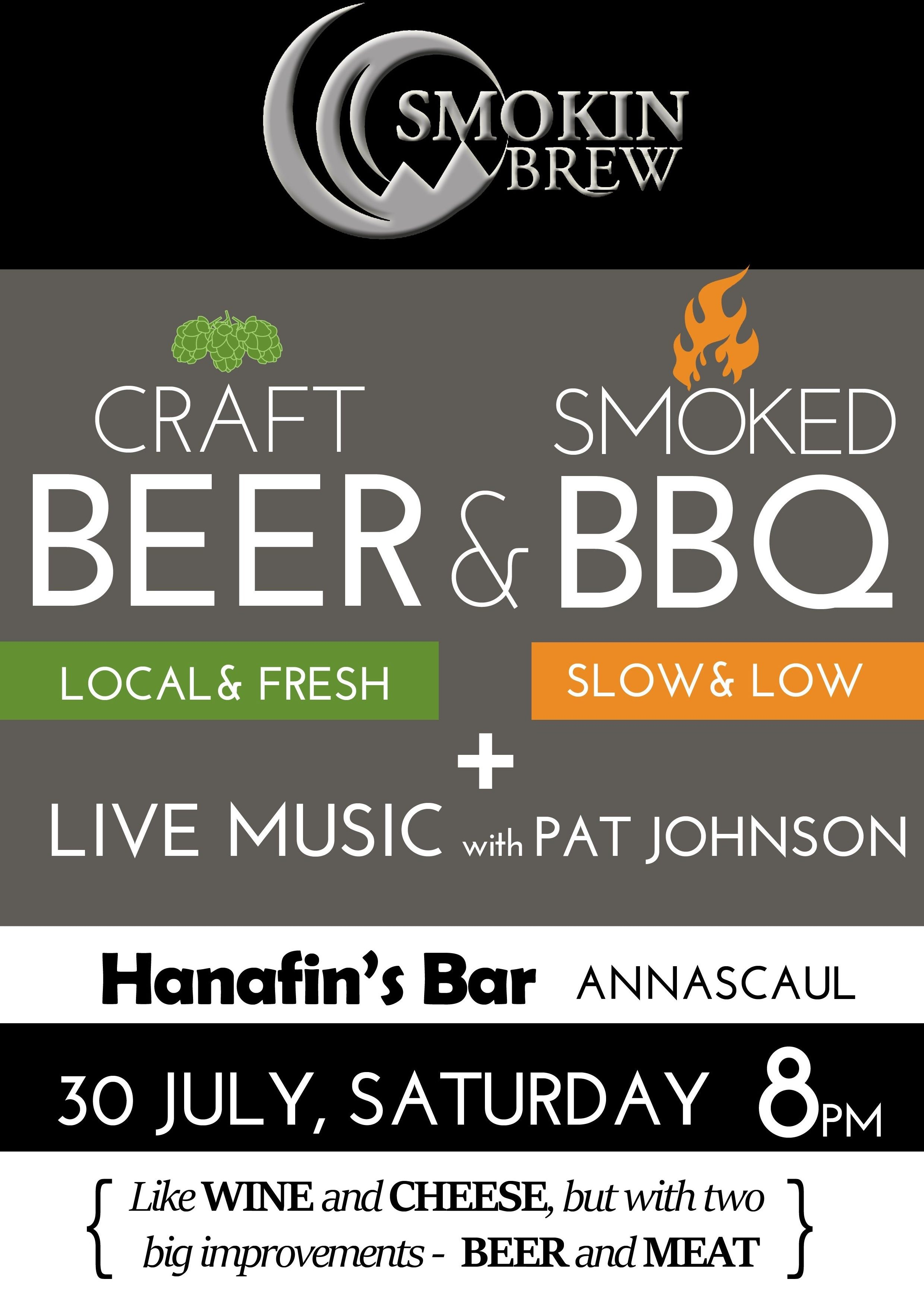Craft Beer & Smoked Barbeque