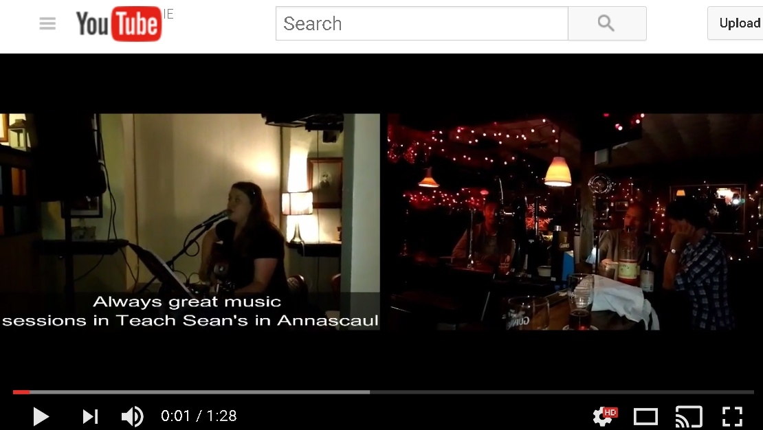You Tube and Annascaul Music