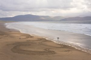 Inch Beach, Annascaul, Co Kerry