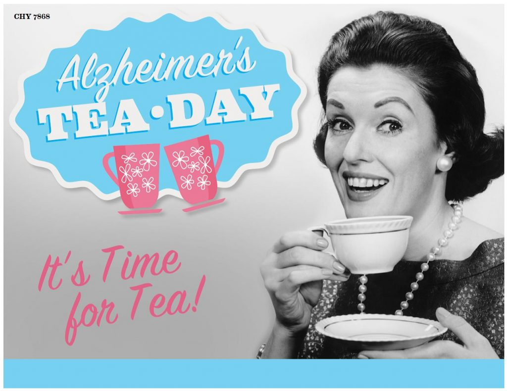Alzheimer's tea-day Annascaul