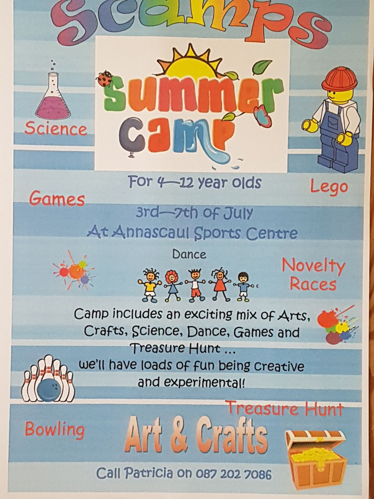 Scamps Summer Camp