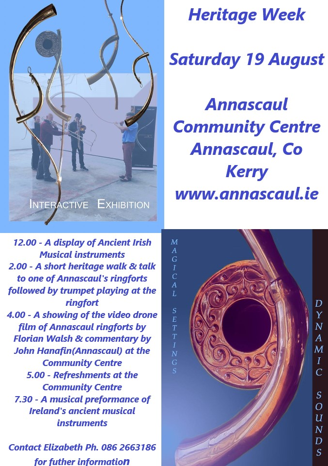 Heritage Week 2017 Annascaul, Co Kerry