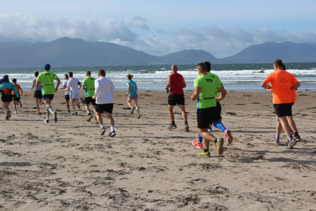Inch beach half marathon & 10k