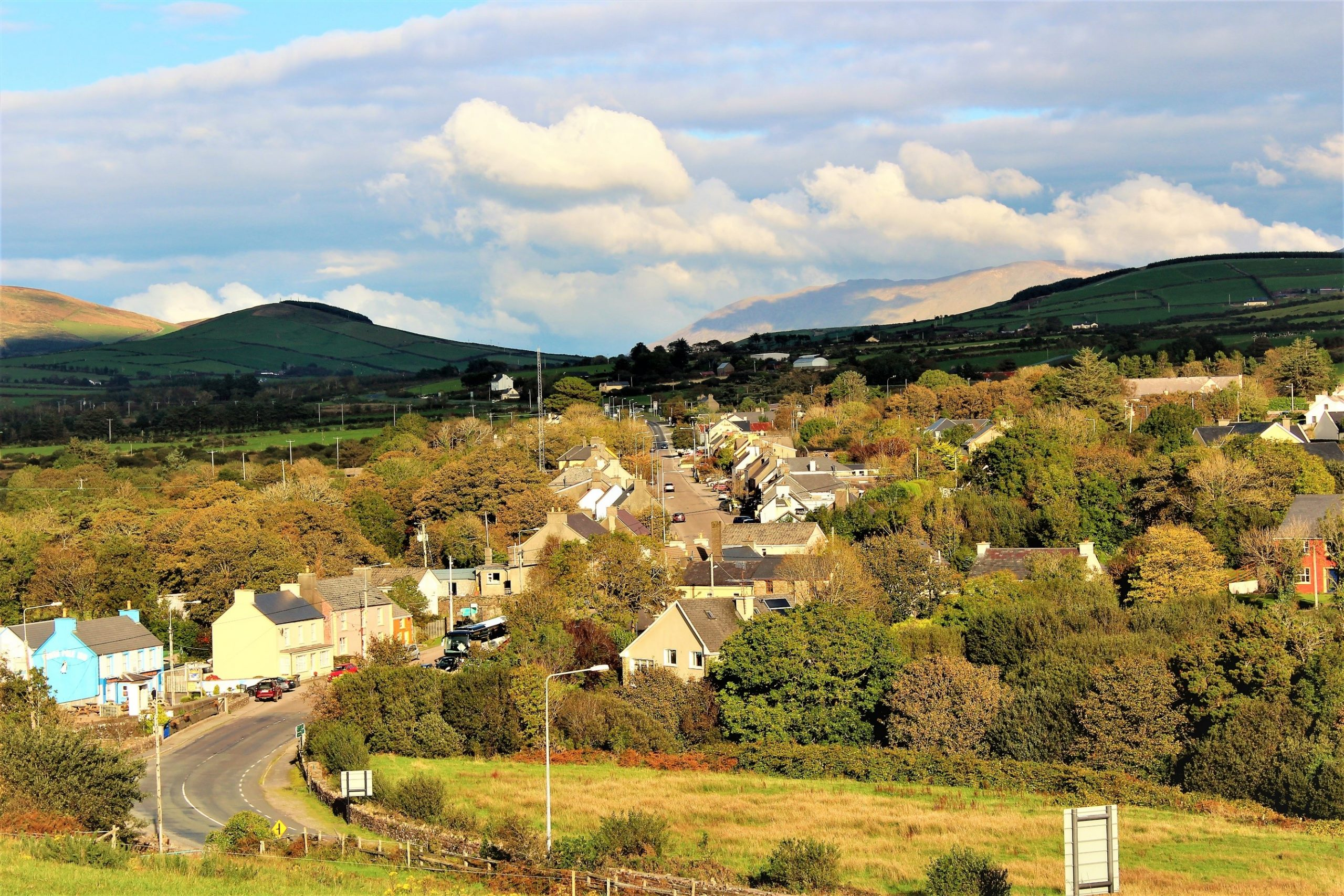 Annascaul Village